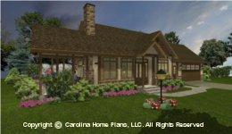 SG-981  Mini House Plan