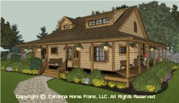 SM-1568  Economical House Plan