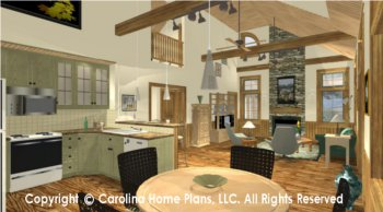 SM-1568 Open Floor Plan