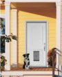 House plan product pet door