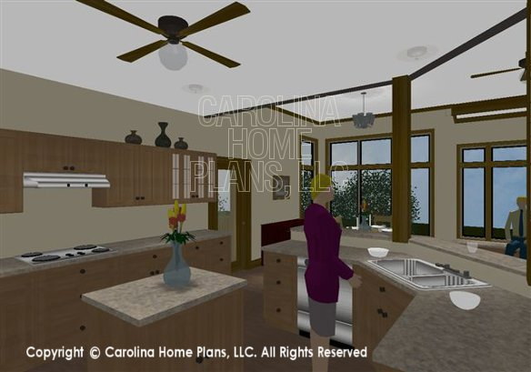 CR-2880 Kitchen to Dining
