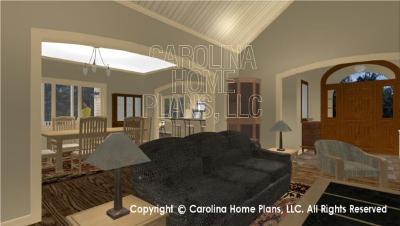 3d images for chp cr 3191 ga elegant contemporary ranch