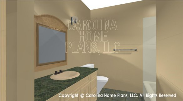 CR-3191 3D BATHROOM