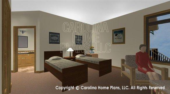 CRFT-2953 3D Bedroom #2