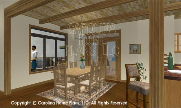CRFT-2953 3D Dining Room