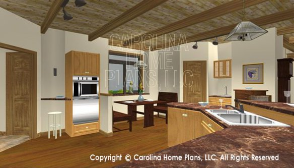 CRFT-2953 3D Kitchen to Breakfast Nook