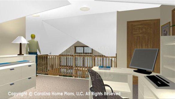 CRFT-2953 3D Loft Balcony