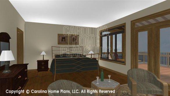 CRFT-2953 3D Master Bedroom