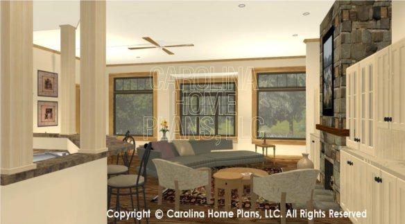 LG-2810 3D Foyer