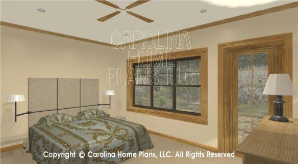 LG-2810 3D Lower Level Bedroom 3