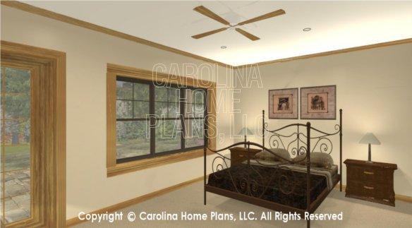 LG-2810 3D Lower Level Bedroom 4