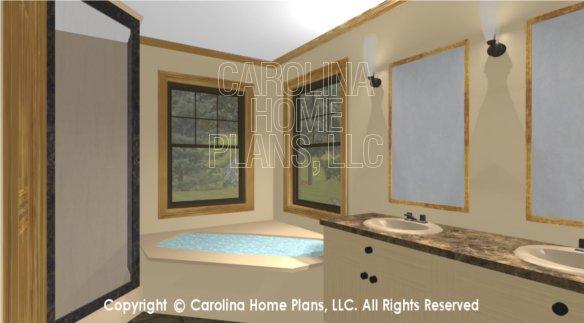 LG-2810 3D Master Bath 1