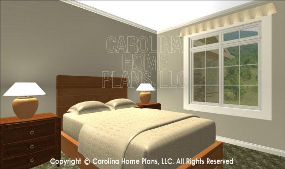 LG-2715 3D Bedroom 2