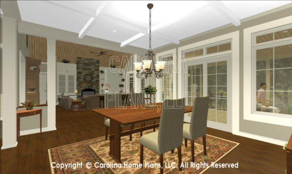 LG-2715 3D Dining to Great Room