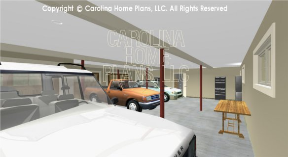 LG-2715 3D Garage to House