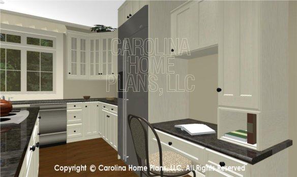 LG-2715 3D Kitchen Desk