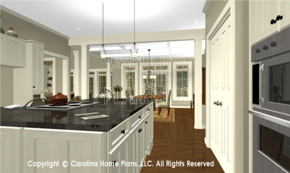 LG-2715 3D Kitchen to Dining Room