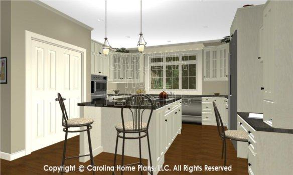 LG-2715 3D Kitchen