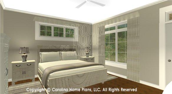LG-2715 3D Master Bedroom