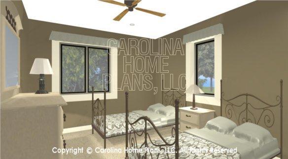 LG-3096 3D Bedroom 2