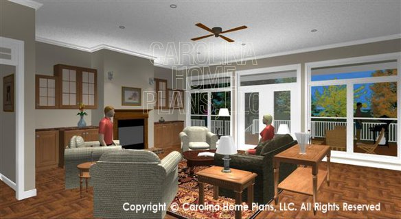 SP-3581 Living Room