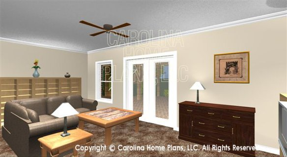 SP-3581 Lower Level Family Room