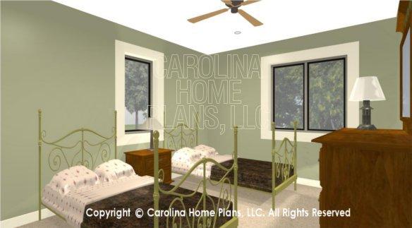 MS-1812 3D Bedroom 2
