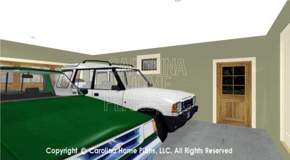 MS-1812 3D Garage