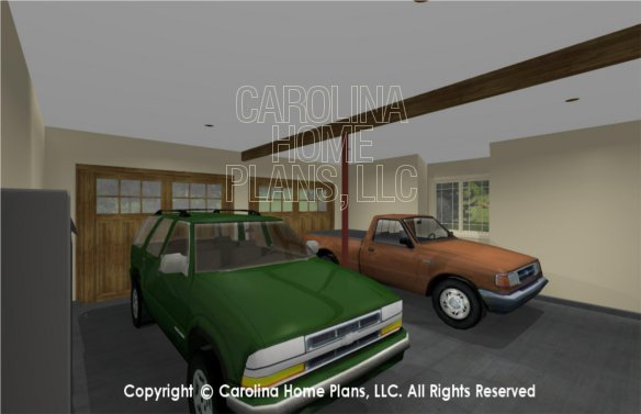 MS-2102-AC 3D Garage