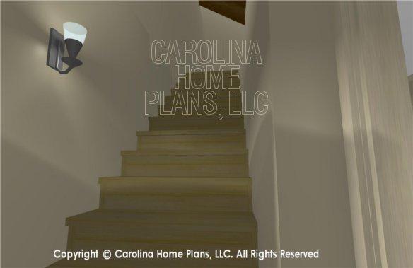 MS-2102-AC 3D Bonus Room Stairway