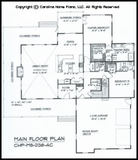 MS-2138 Floor Plans