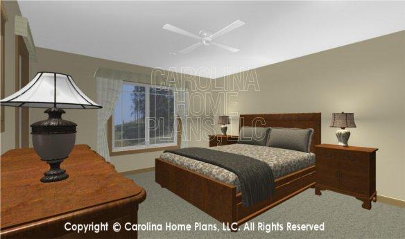 MS-2283-AC 3D Guest Bedroom