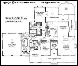 MS-2283 Floor Plans