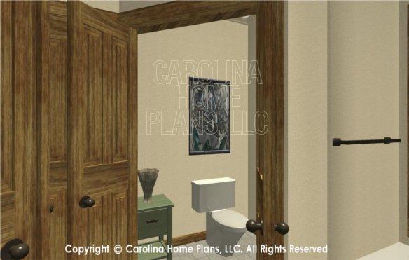 MS-2379 3D Master Toilet