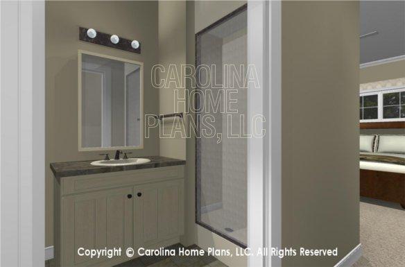 MS-2390-AC 3D Bath and Bedroom 2