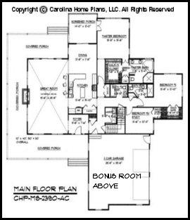 MS-2390 Floor Plans