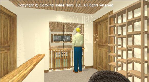 SM-1568 3D 2nd Floor Alcove Loft