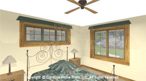 SM-1568 3D Bedroom 2