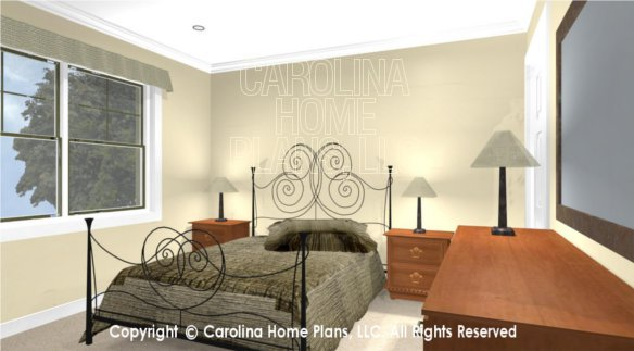 SG-1132 3D Master Bedroom