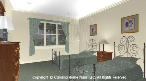 SG-1152 3D Bedroom 2