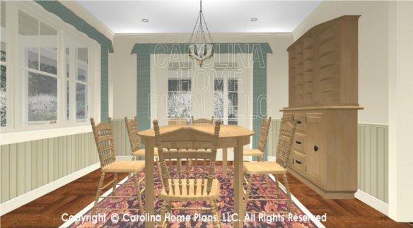 SG-1152 3D Dining Room
