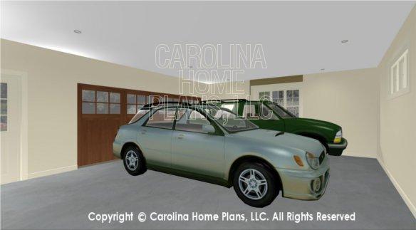 SG-1152 3D Garage