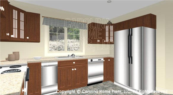 SG-1152 3D Kitchen