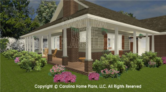 3D Images For CHP-SG-1152-AA | Small Brick Ranch Style 3D ... on brick prairie style house plans, brick house plans with bonus room, brick house with stone entry, old southern style house plans, colonial house plans, screened porch house plans, traditional house plans, brick carriage house plans, small brick house plans, complete set of house plans, country house plans, brick and stone one story house, luxury ranch home plans, victorian house plans, full brick house plans, brick plantation house plans, contemporary house plans, brick one story house plans, brick barn plans, brick a frame house plans,