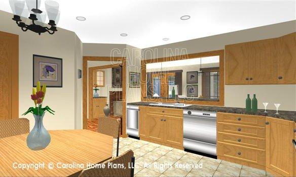 SG-1199 3D Kitchen Bar Pass Thru