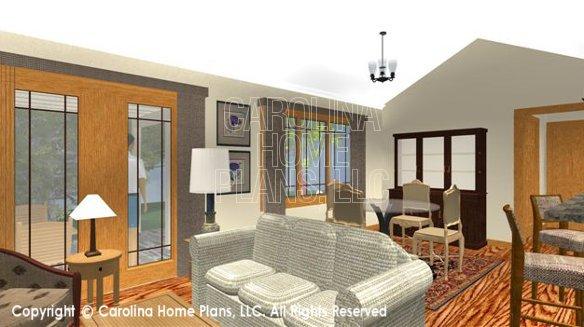 SG-1199 3D Living-Dining Room