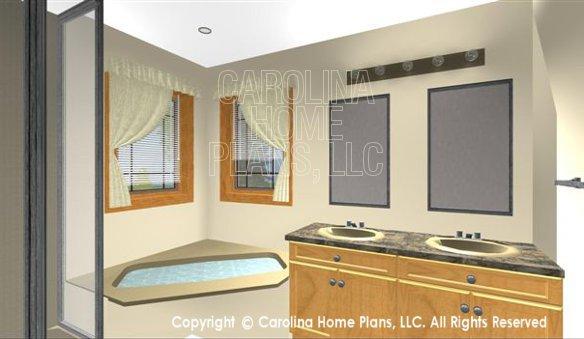 SG-1199 3D Master Bath