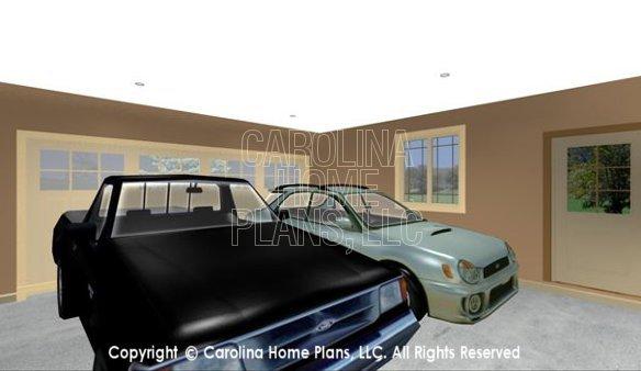 SG-1275 3D Garage