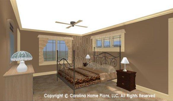 SG-1275 3D Master Bedroom