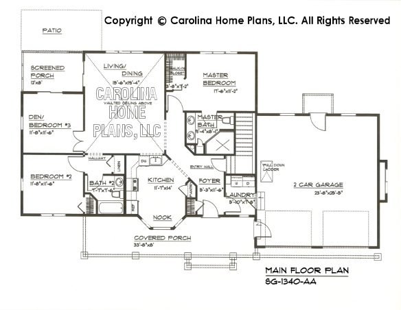 1800 Square Feet 3 Bedrooms 2 Bathroom Cottage House Plans 2 Garage 31124 besides Sg1340e Small Is G1340 also 9905 additionally Detail Tf11 Typical Eaves Detail Render Wall Finish likewise Chateau De Lanier 1838. on full house plans build